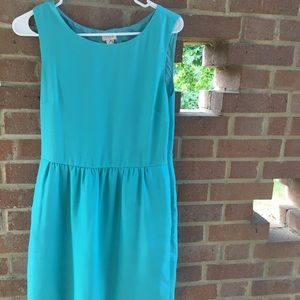J Crew Size 4 Sheath Dress